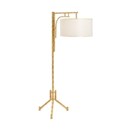 Chelsea House Lighting Bamboo Floor Lamp 69490 Iron