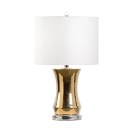 Chelsea House Lighting Bel Air Lamp - Gold 69557 Ceramic