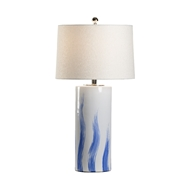 Chelsea House Lighting Brush Stroke Lamp 69967 Ceramic