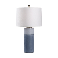 Chelsea House Lighting Destin Lamp - Navy 69457 Ceramic