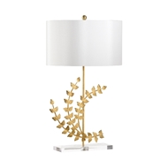 Chelsea House Lighting Flourish Table Lamp - Left 69626 Iron