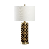 Chelsea House Lighting King Lamp 69953 Ceramic