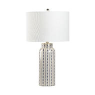 Chelsea House Lighting Milton Lamp 69958 Ceramic