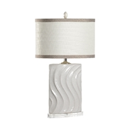 Chelsea House Lighting Rosenburg Lamp 69514 Ceramic