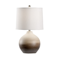 Chelsea House Lighting Socorro Round Lamp 69440 Ceramic