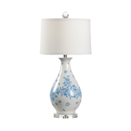 Chelsea House Lighting Spring Time Lamp 69478 Ceramic & Acrylic