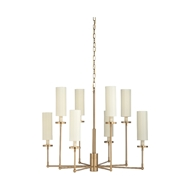 Chelsea House Lighting Stiletto Chandelier 69614 Steel