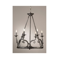 Chelsea House Lighting Vintage Chandelier 68009