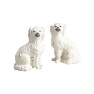 Chelsea House Home Comfort Dogs - Pair