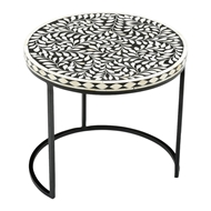 Chelsea House Home Mchenry Side Table 383018