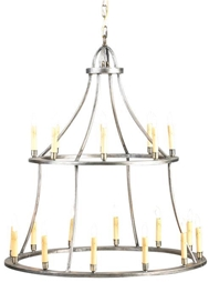 Chelsea House Lighting Colonial Chandelier
