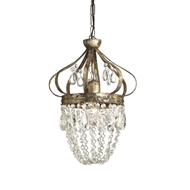 Chelsea House Lighting Dunsmore Pendant 68035