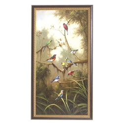 Chelsea House Wall Decor Song Birds - B 380312