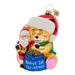 Christopher Radko Gallery Exclusive Teddies First Christmas Ornament 3013468