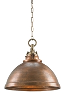 Currey Light Fixtures - 9857 Admiral Pendant - Aluminum Chandeliers