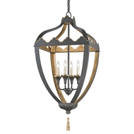 Currey Shade-Beaumont Lantern