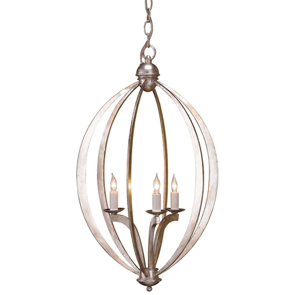 Currey Light Fixtures   9482 Bella Luna Chandelier Small   Wrought Iron  Chandeliers ...