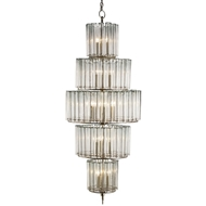 Currey & Company Lighting Bevilacqua Chandelier in Large