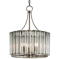 Currey & Company Lighting Bevilacqua Chandelier in Small