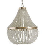 Currey & Company Lighting Chanteuse Petit Chandelier