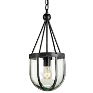 Currey Shade-Clifton Pendant