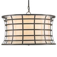 Currey Shade-Coleville Chandelier