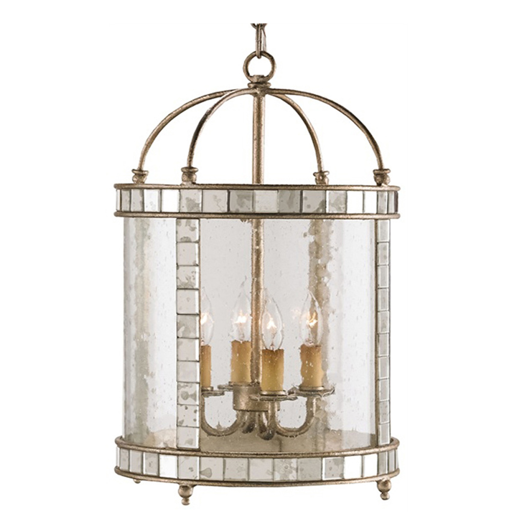 currey and company lighting fixtures. Currey Light Fixtures - 9229 Crosica Lantern, Small Wrought Iron/Glass/Mirror; \u0026 Company Lighting And I