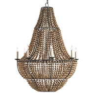 Currey & Company Lighting Falconwood Chandelier