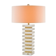 Currey & Company Lighting Falsetto Table Lamp