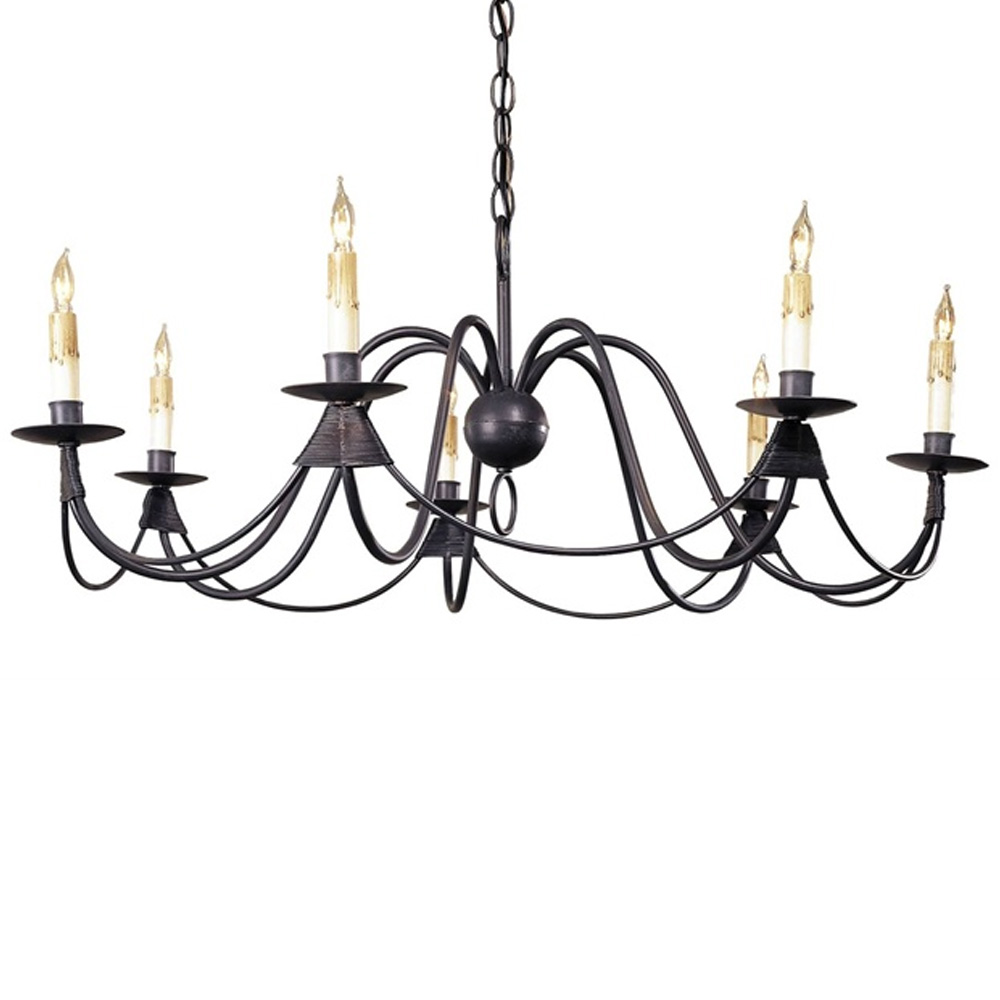Currey Company Lighting French Nouveau Chandelier