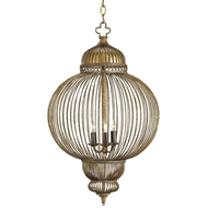 Currey & Company Lighting Giltspur Chandelier