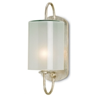 Currey Light Fixtures - 5129 Glacier Wall Sconce - Wall Sconce