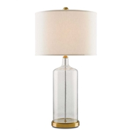 Currey Light Fixtures - 6510 Hazel Table Lamp - Table Lamps