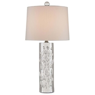Currey & Company Lighting Hyaline Table Lamp