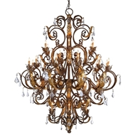 Currey & Company Lighting Innsbruck Chandelier