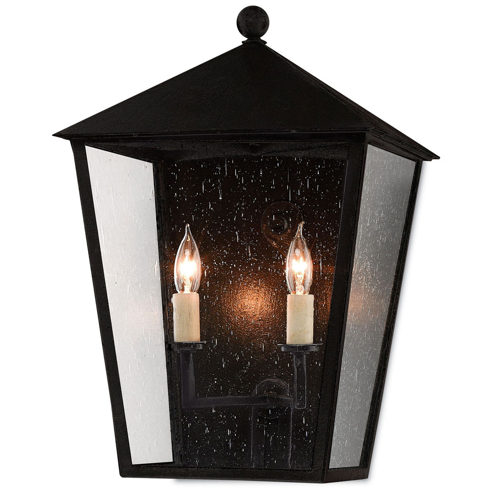 Currey lighting bening outdoor wall sconce 5500 0011 for Outdoor lighting companies