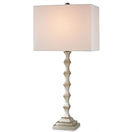 Currey Light Fixtures - 6788 Lyndhurst Table Lamp-Composite Table Lamp