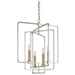 Currey Shade-Metro Square Chandelier