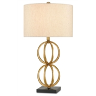 Currey & Company Lighting Ornament Table Lamp