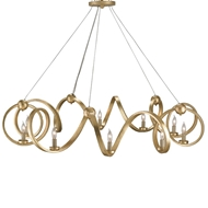 Currey & Company Lighting Ringmaster Chandelier
