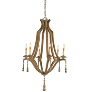 Currey & Company Lighting Simplicity Chandelier