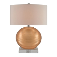 Currey Shade-Sunnyside Table-Lamp