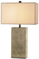 Currey & Company Lighting Symbol Table Lamp