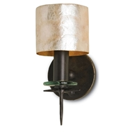Currey Light Fixtures - 5135 Theta Wall Sconce - Wall Sconce