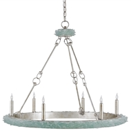 Currey & Company Lighting Tidewater Chandelier