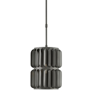 Currey & Company Lighting Turbina Pendant