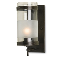 Currey Light Fixtures - 5130 Walthall Wall Sconce - Wall Sconce