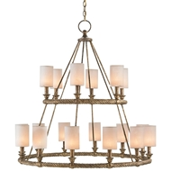 Currey & Company Lighting Westbourne Chandelier