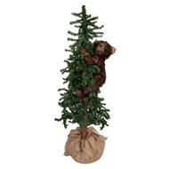 Alpine Tree Bear Grizzly 48 in