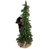Pine Tree Climbing Bear 40 in